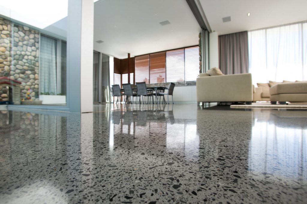 Photo: Polished Concrete