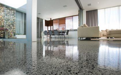 Photo: Polished Concrete