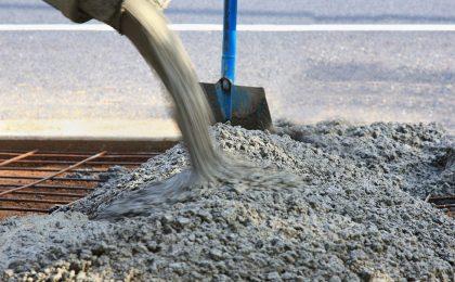 Photo: Concrete Placement